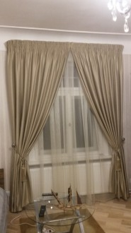 Curtains for living room