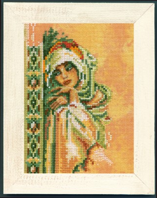 Lanarte - 34773 Embroidery kits