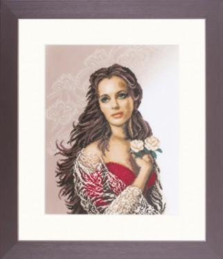 Lanarte - 34998 Embroidery kits
