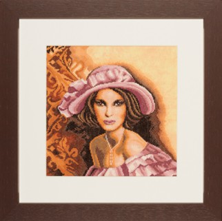 Lanarte - 35100 Embroidery kits